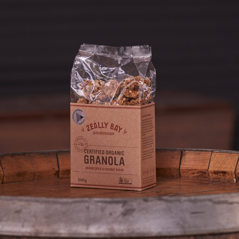 Zeally Bay Granola 500g