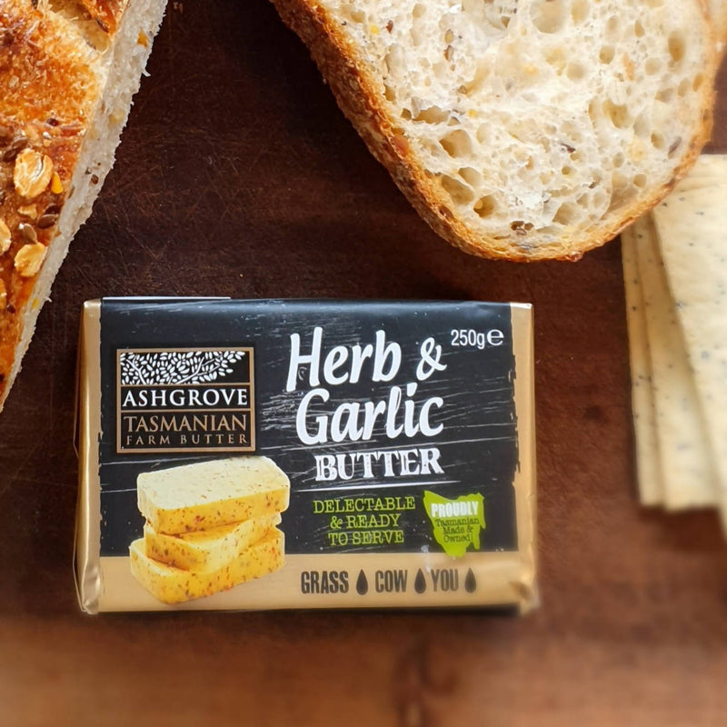 Ashgrove Herb & Garlic Butter