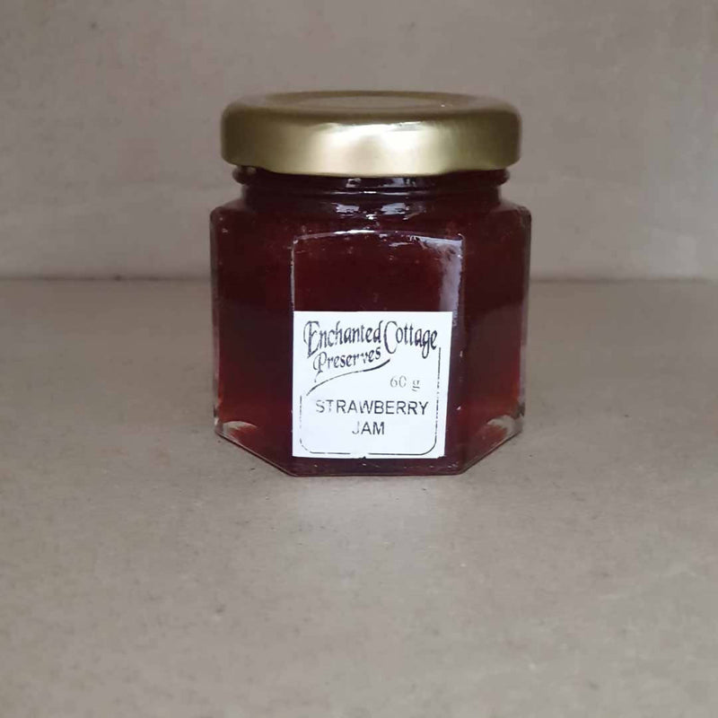 3x Enchanted Cottage Jams - 60g