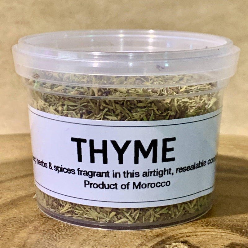 Dried Thyme 25g
