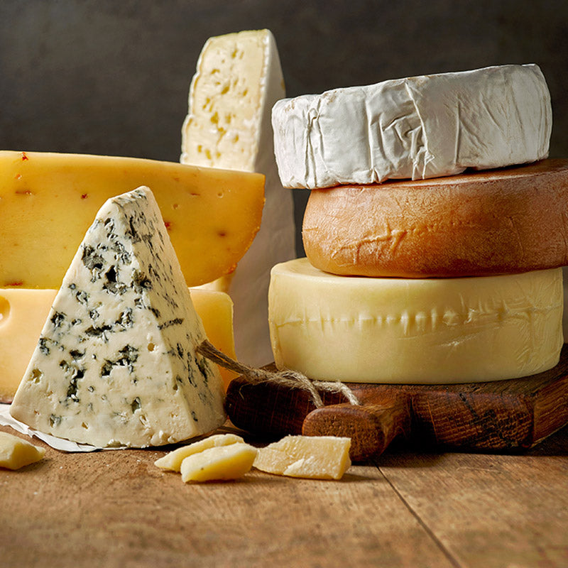 Say Cheese; Around the World with Cheese (PACKS SOLD OUT)