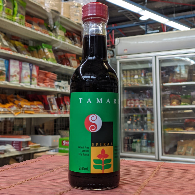 SPIRAL Genuine TAMARI 250ml