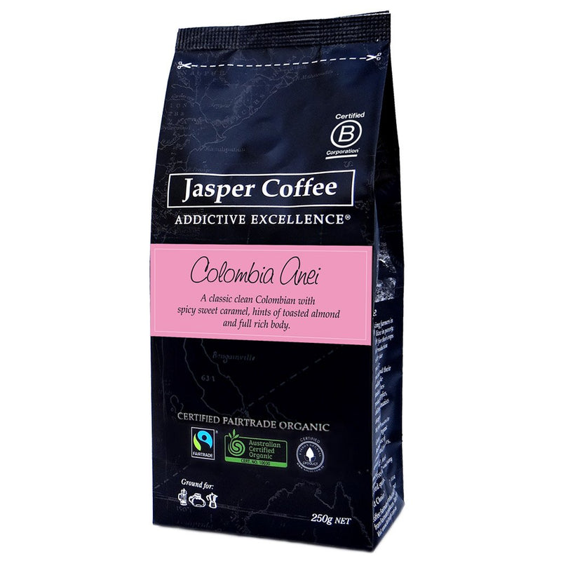 Colombia Anei Coffee - Ground (250g)