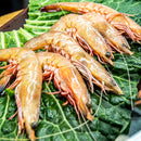 Whole Uncooked Prawns - Medium ($34.50 p/kg)