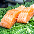 Fresh Tasmanian Salmon Fillets ($39.90 p/kg)