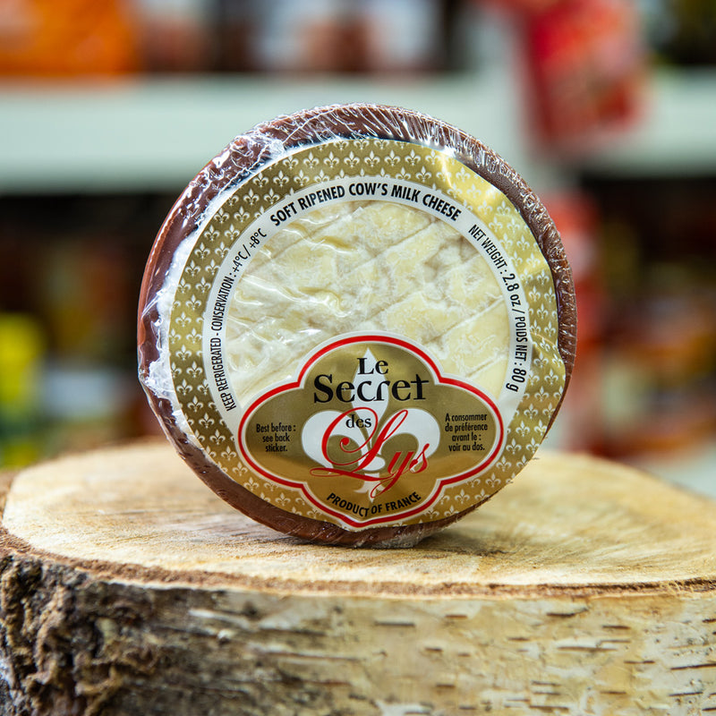 Le Secret des Lys Cheese (80g each)