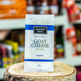 Meredith Dairy Goat's Cheese Original (150g each)