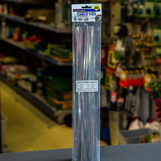 Cable Ties - Stainless Steele (per pack)