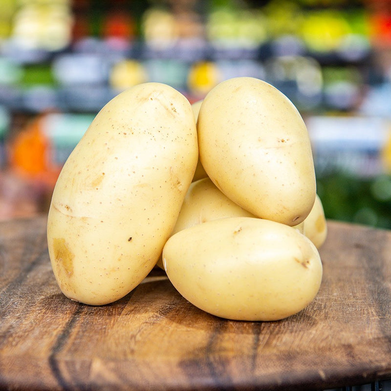 Potatoes - Washed ($4.99 p/kg)
