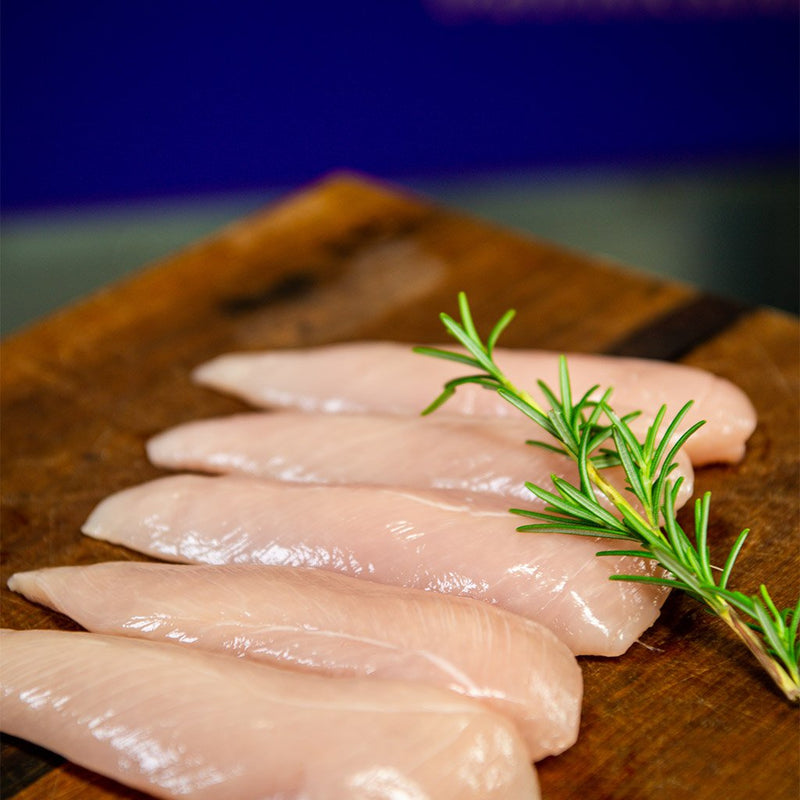 Chicken Tenderloins ($19.95 p/kg)