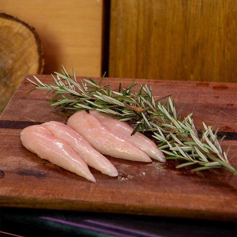 Free Range Chicken Tenderloins ($30.99 p/kg)