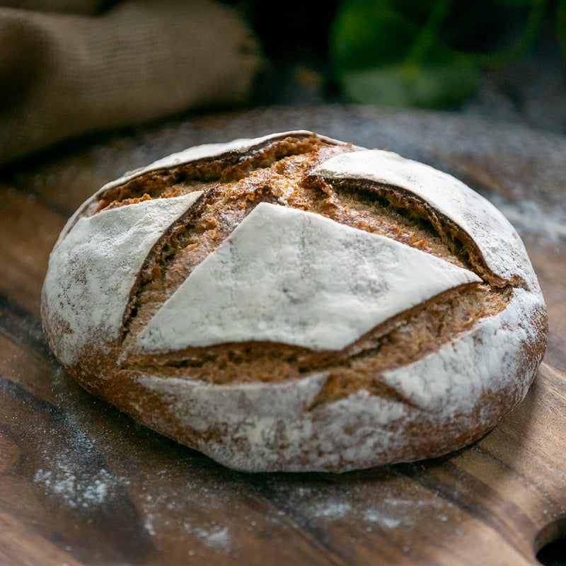 Rye Sourdough Bread (approx 500g)