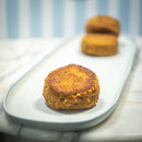 Lentil & Sweet Potato Patties