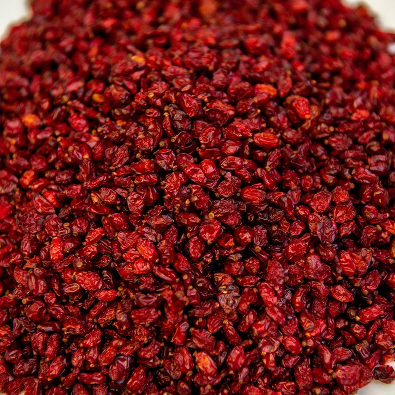 Dried Barberries ($40 p/kg)