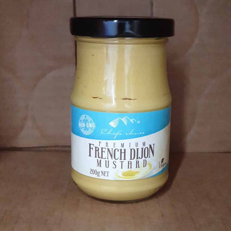 Chef's Choice French Dijon Mustard - 200g