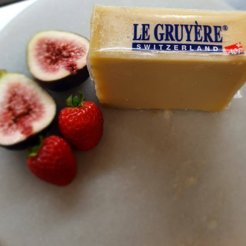 Swiss Gruyere 200g Cheese