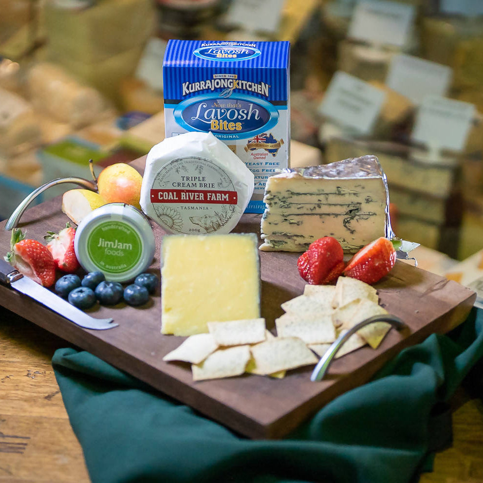 Say Cheese: All Australian Cheese Pack