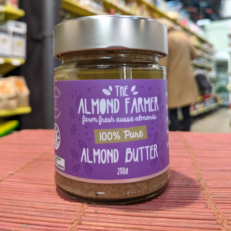 ALMOND FARMER 100% Pure Almond Butter