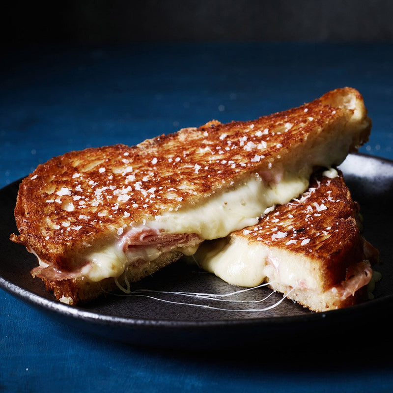 Fondue Special Toastie - Uncooked (each)