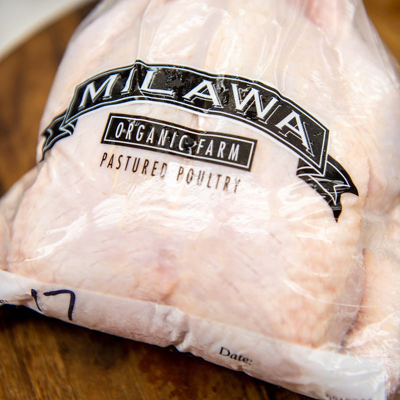Organic Whole Chicken (Milawa)