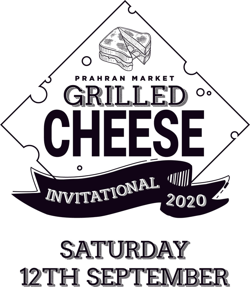 Say Cheese: Grilled Cheese Invitational
