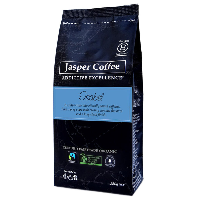 Isabel Coffee Blend - Ground (250g)