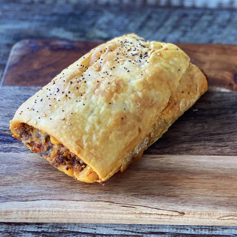 Homemade Sausage Roll (Single Serve)
