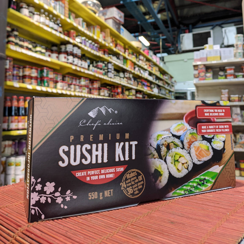 CHEF'S CHOICE Sushi Kit 550g