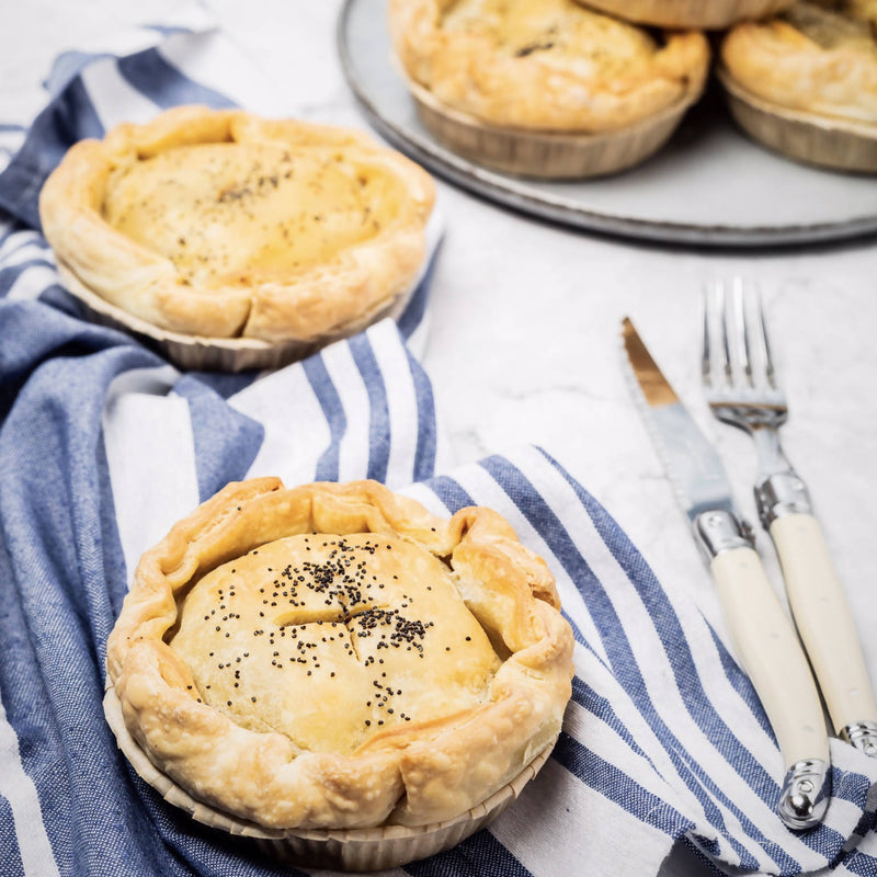 Beef Burgundy Pie - Individual Size