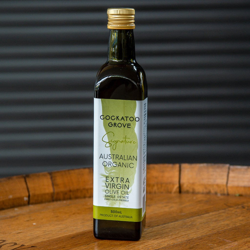 Cockatoo Grove Extra Virgin Olive Oil (500ml)
