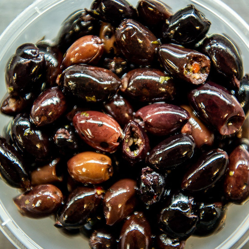 Pitted Kalamata Olives (small)