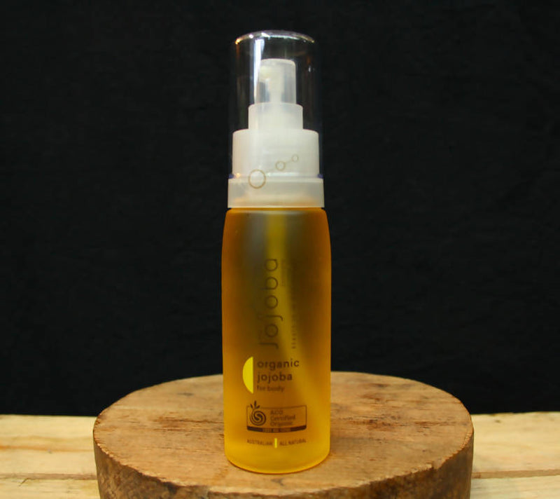 Organic Jojoba Oil (100ml)