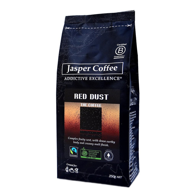 Red Dust the Coffee - Ground (250g)