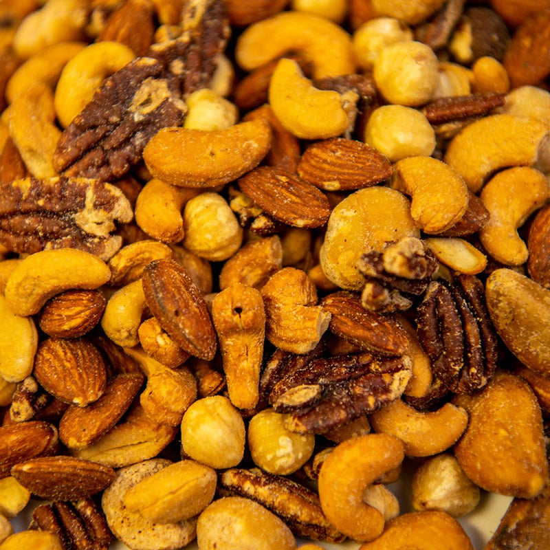 Roasted Luxury Mixed Nuts Unsalted (500g)