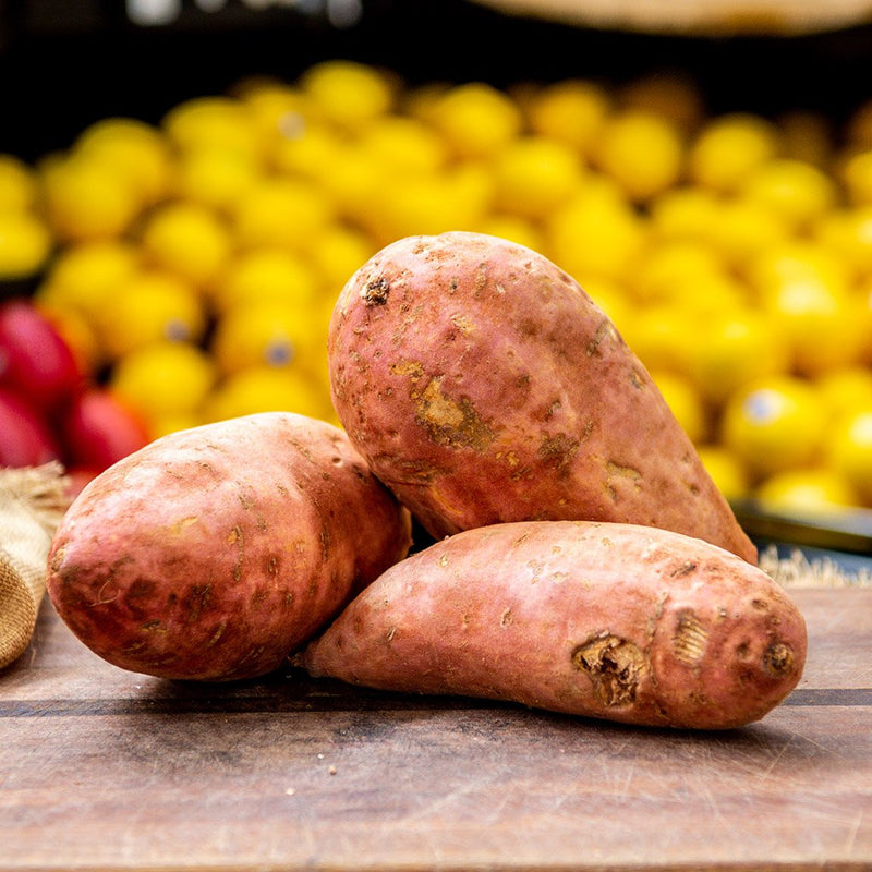 Sweet Potatoes ($5.99 p/kg)