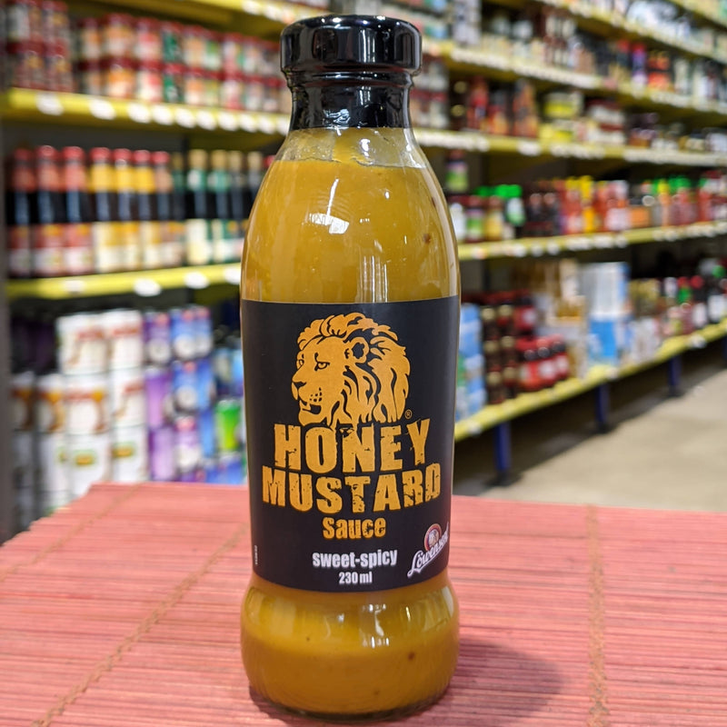 LOWESNENF Honey Mustard