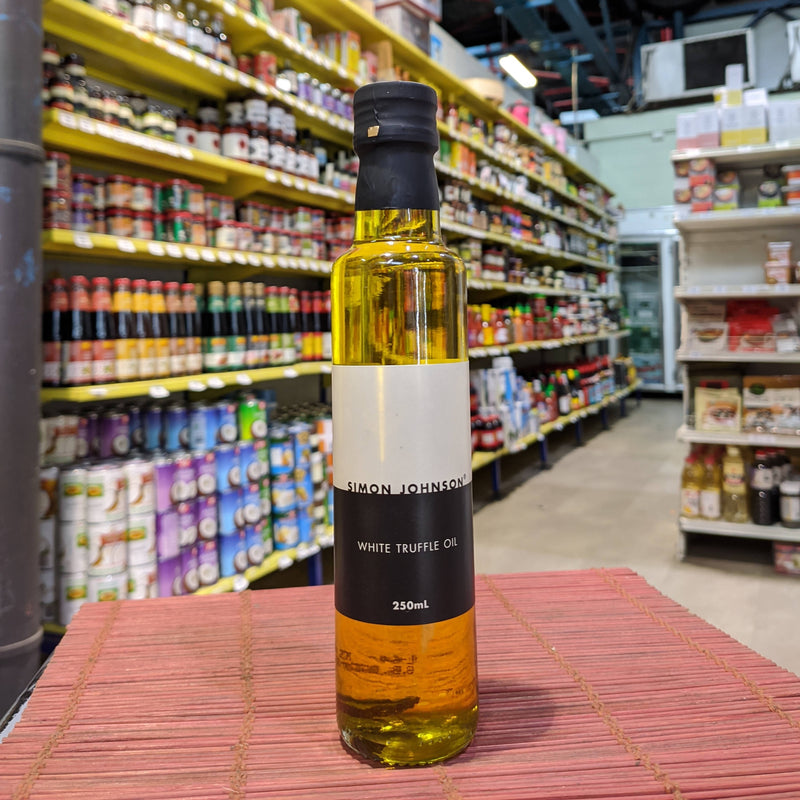 SIMON JOHNSON White Truffle Oil 250ml
