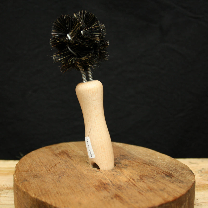 Redecker Dish Brush - Wire With Wood Handle