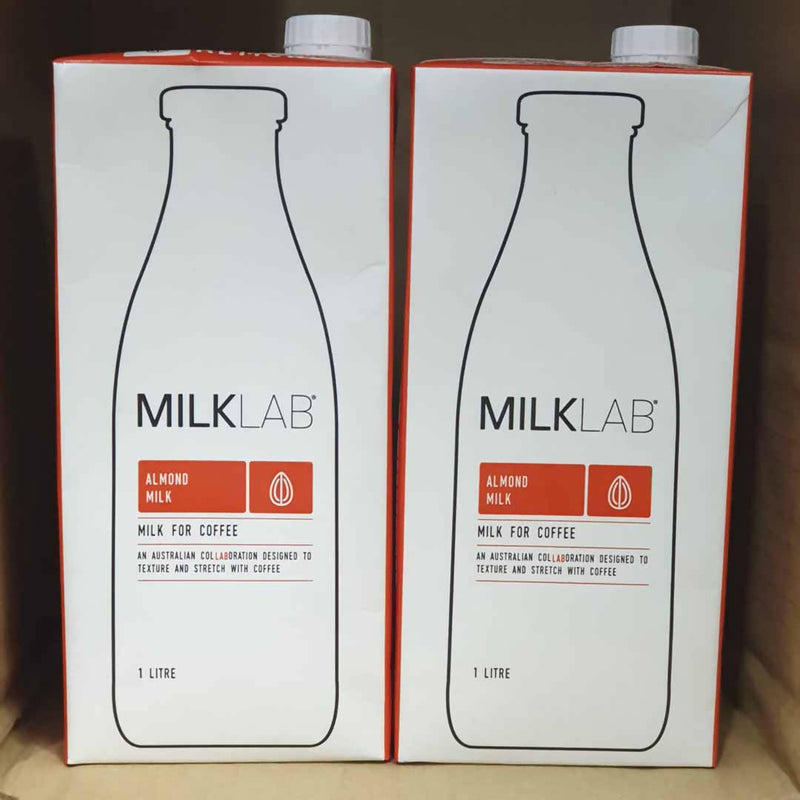 Almond Milk by Milk Lab, 8x 1L