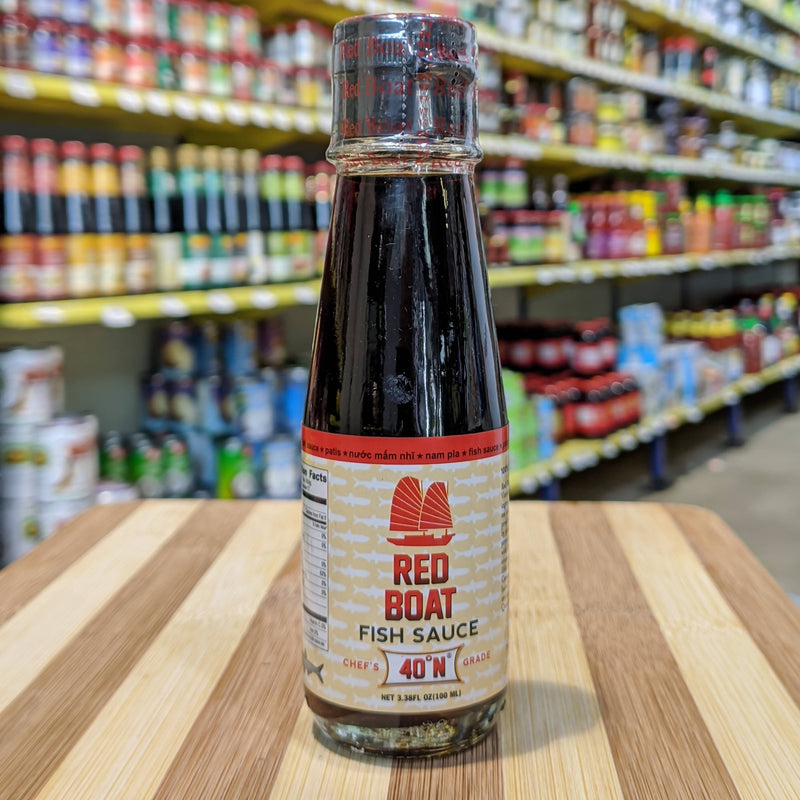 RED BOAT Fish Sauce 100ml