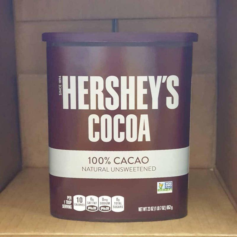 Hershey's Cocoa 100% Cacao - 652g