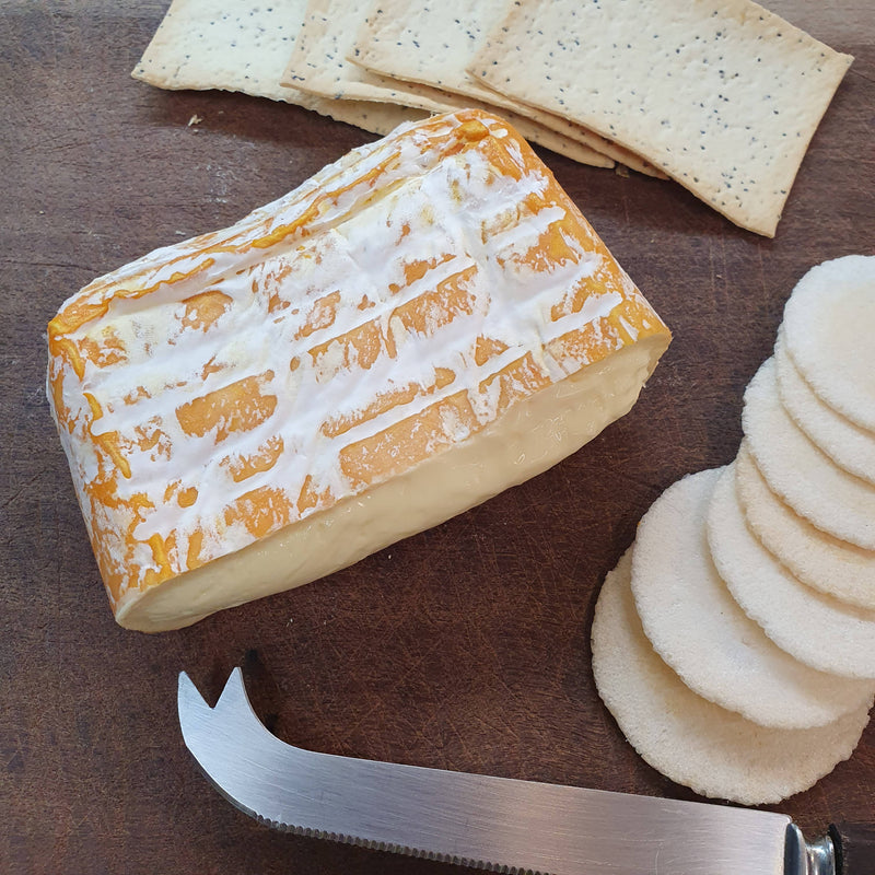 Woombye Blackall Gold Washed Rind Cheese