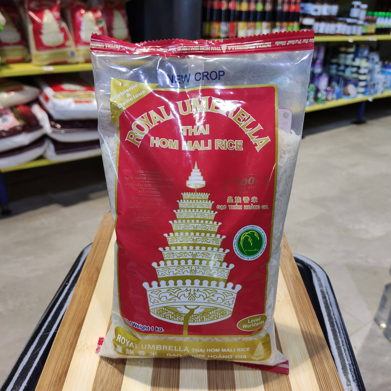ROYAL UMBRELLA Jasmine Rice 1KG