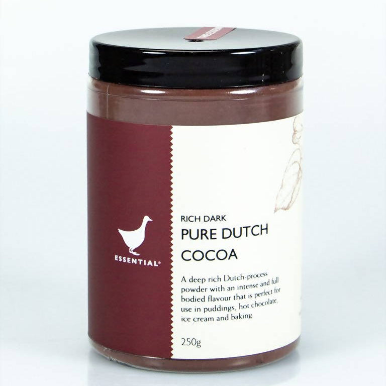 Dutch Cocoa Powder - The Essential Ingredient