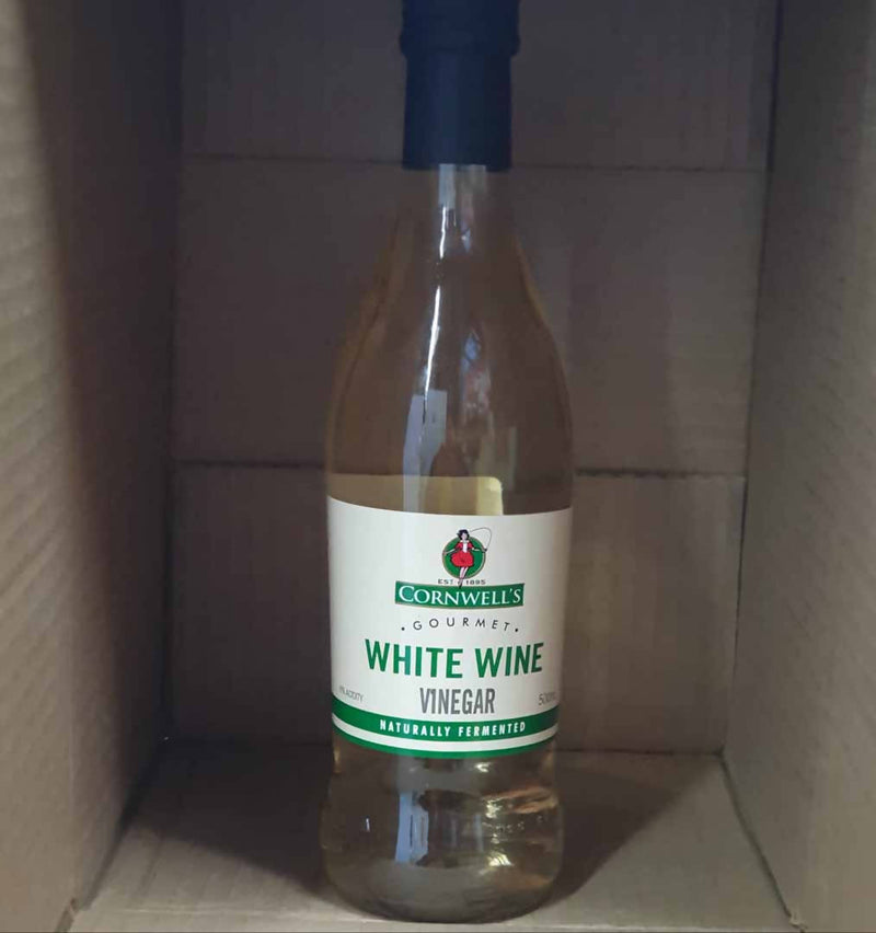 White Wine Vinegar by Cornwell's