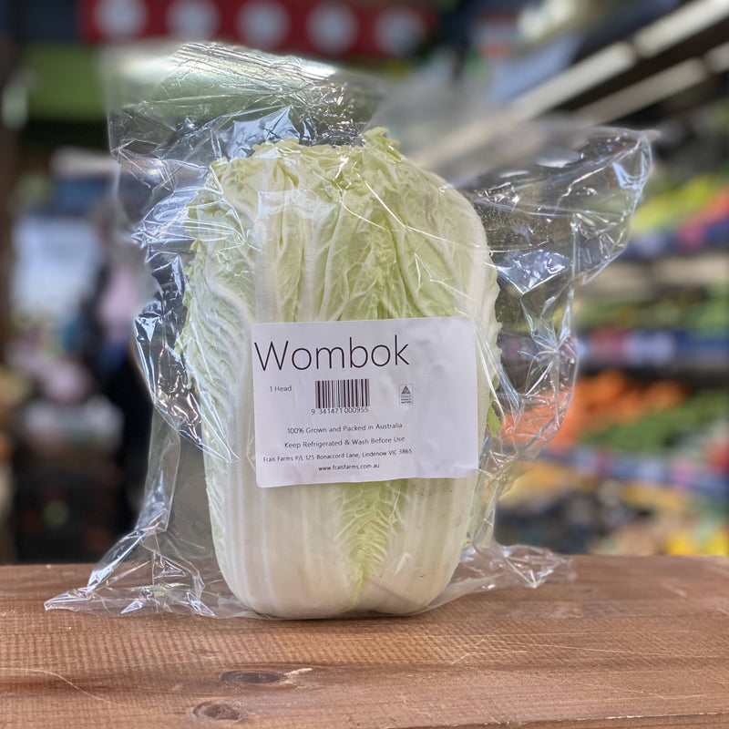 Chinese Cabbage (Wombak)