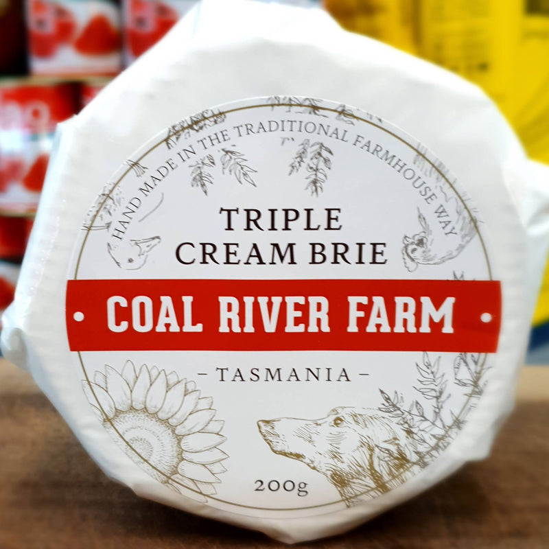 Triple Cream Brie Cheese