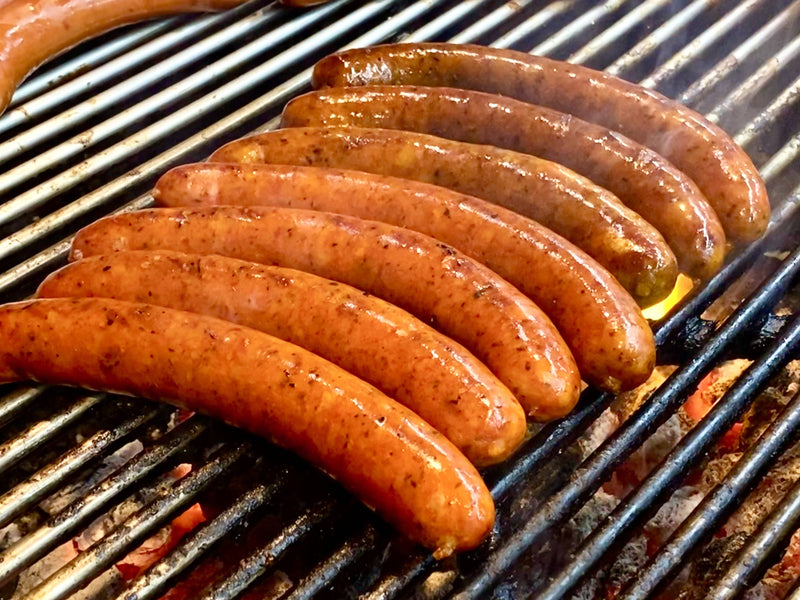 Gourmet Sausage Selection =BBQ pack LARGE=