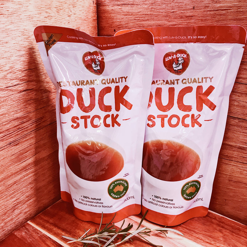 Luv-A-Duck Restaurant Quality Duck Stock (each)