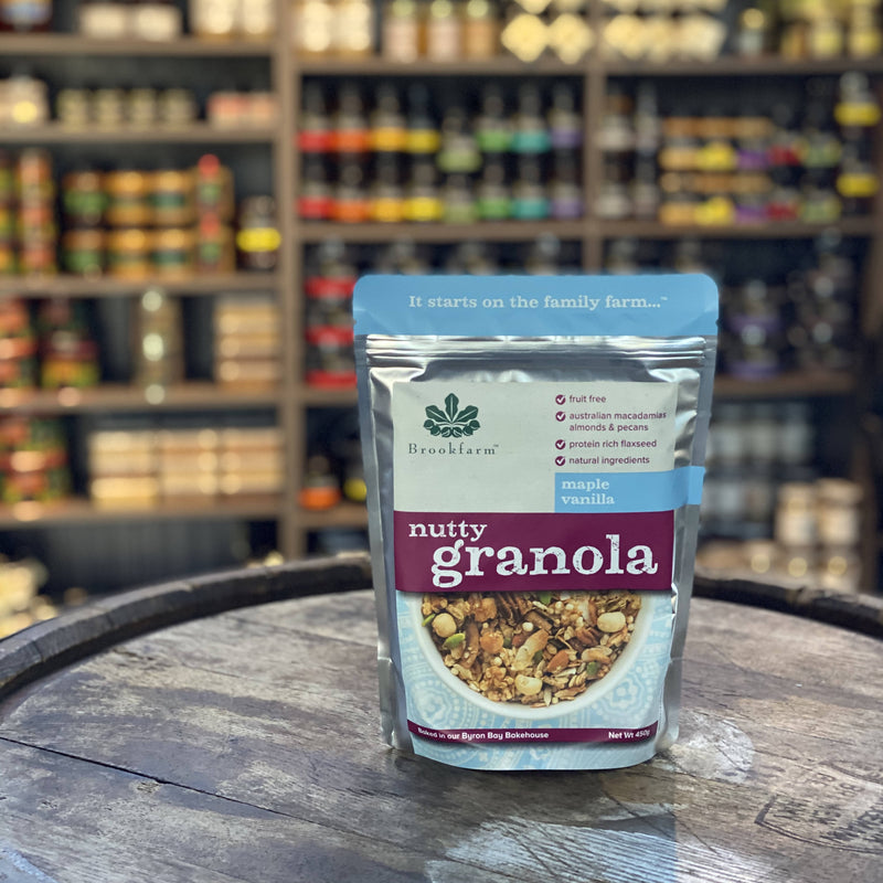Brookfarm Nutty Granola